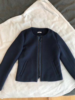 Schicke Jacke mit Reißverschluss