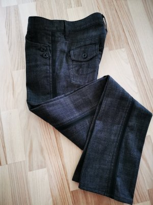 Hugo Boss Denim Flares anthracite