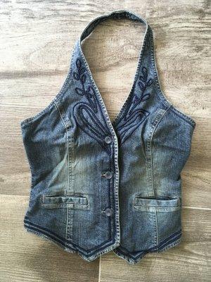Schicke Jeans Corsage von Dorothy Perkins