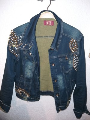 Denim Jacket multicolored