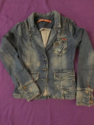 Schicke Jeans Jacke von Freesoul