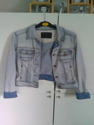 schicke Jeansjacke von Zara größe S