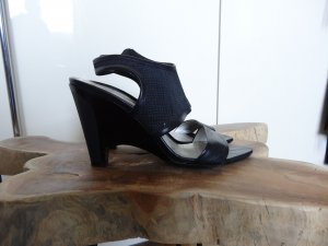 Gino Rossi High Heel Sandal black leather