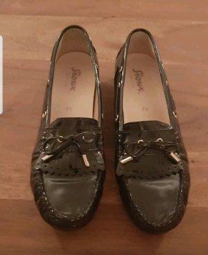 wholesale dealer d082f b77e1 Schicke Lack Loafer von Sioux
