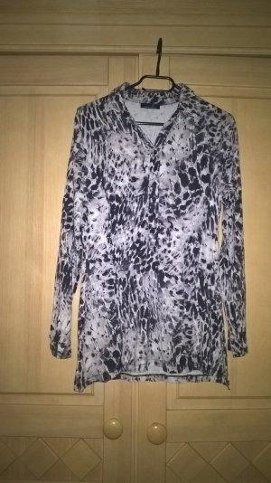 Schicke lange Hemd- Bluse