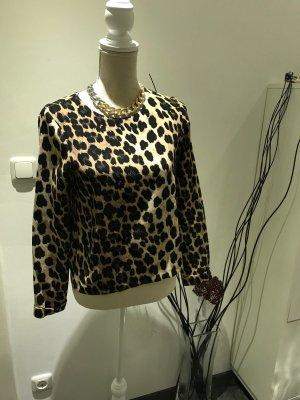Schicke Leoparden- Bluse