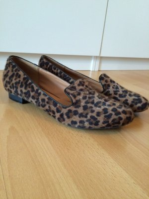 Schicke Leoparden Loafer!