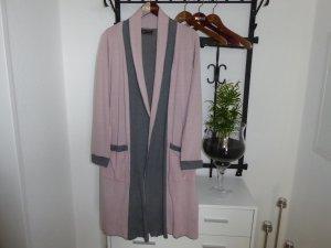 b.p.c. Bonprix Collection Long Jacket dusky pink-grey