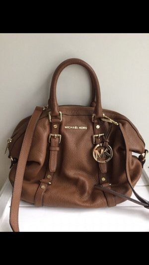 Michael Kors Handbag brown-gold-colored