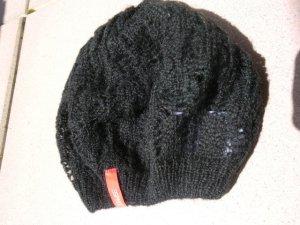 Esprit Casquette noir laine