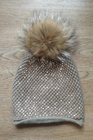 Schicke Mütze für Winter