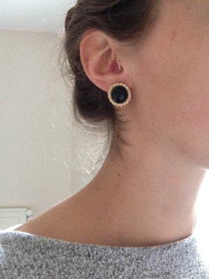 Schicke Ohrringe grosse Perle