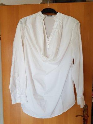 schicke oversized Bluse in weiß von ORWELL