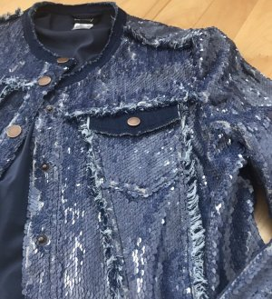 Amy Vermont Denim Jacket blue