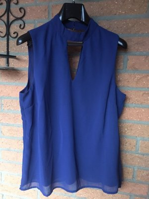 Vero Moda Sleeveless Blouse blue