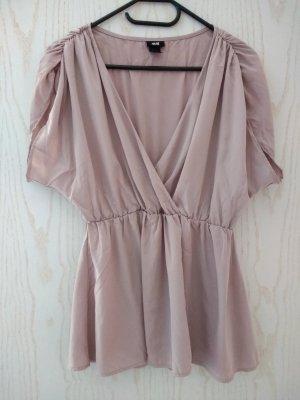 Schicke Rosefarbende Bluse