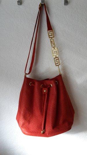 Crossbody bag red