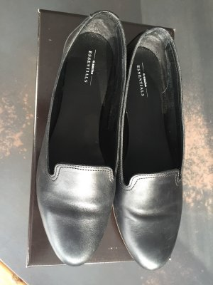 Schicke SACHA Damen Loafer Ballerinas in schwarz, Gr. 41 *top*