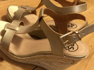 Schicke Sandalen mit Keilabsatz von Poelman