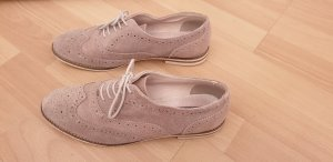Wingtip Shoes nude