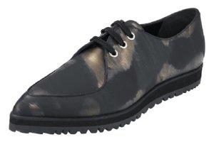 Schicke Schuhe für den Herbst Schnürer in Camouflage Gr. 37