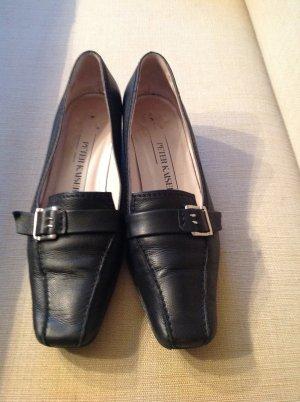 Schicke Schuhe in Blau