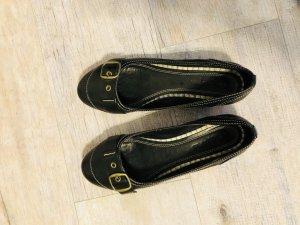 Schicke Schuhe von Marc O'Polo echt Leder Gr. 40
