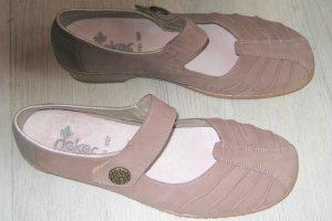 Schicke Schuhe von Rieker