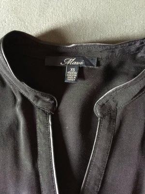 Schicke schwarze Bluse von Mavi