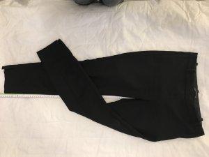 Zara Pantalon en jersey noir