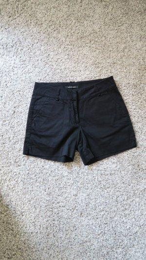 schicke schwarze Hotpants Shorts
