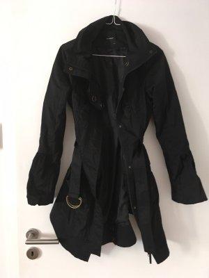Vero Moda Veste longue noir