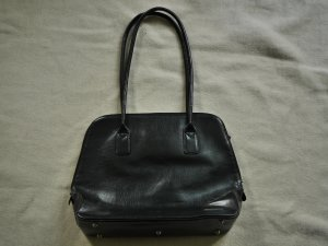 s.Oliver Carry Bag black imitation leather