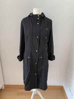 s.Oliver Abrigo con capucha negro