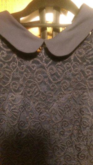 schicke Spitzenbluse mit Kragen von Orsay