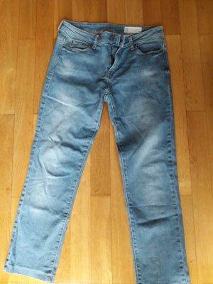 Esprit Straight Leg Jeans slate-gray-azure