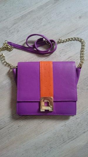 Schicke Tasche in Lila