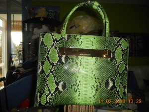 Bolso con correa verde oscuro-verde bosque