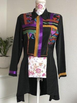 Schicke Vintage Frackbluse / Bluse