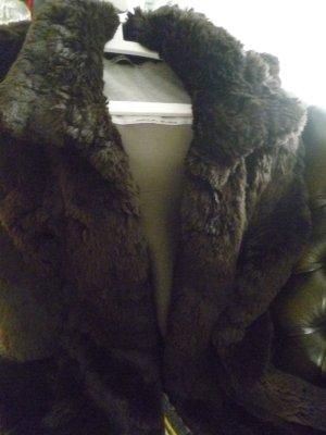 schicke, warme Fake Fur von Marc Cain
