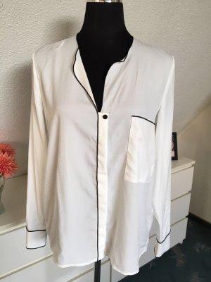Schicke weiße Bluse von Mango