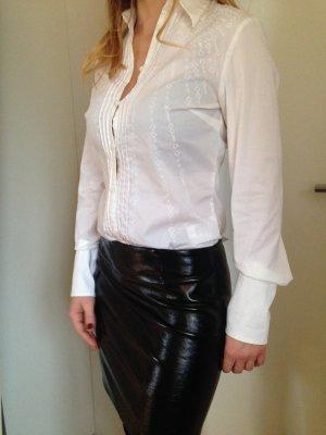 schicke weiße Bluse von Mexx, Größe 34