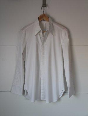 Schicke weiße Bluse von Steffen Schraut