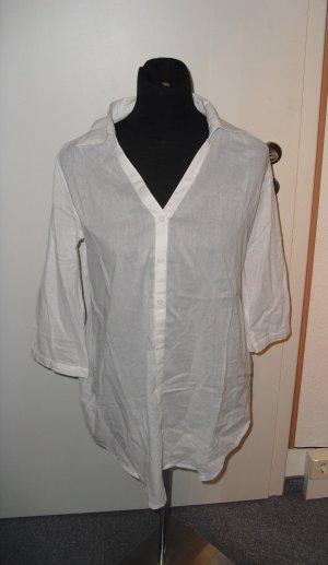 schicke weiße Bluse von Yessica