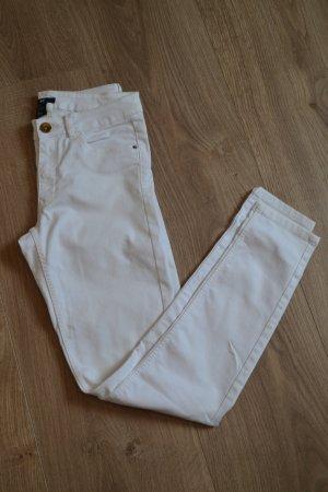 Schicke weiße Jeans