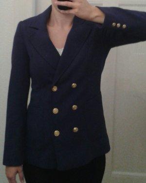 schicker Blazer von H&M im Matrosenlook - kaum getragen