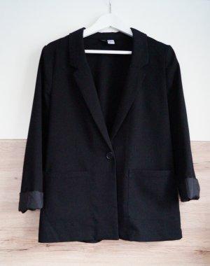Schicker Blazer von H&M in Schwarz