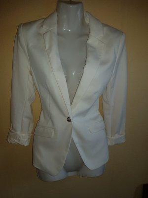 Schicker Blazer von H&M in weiß