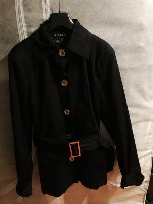 Amisu Chaqueta negro