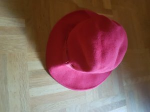 Felt Hat red